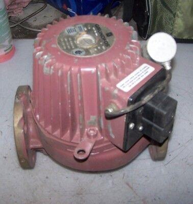Grundfos Ups 50-160 Versaflow Cast Iron Circulator Pump 230 Vac 2 Flanged