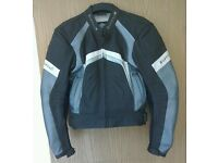 Womans/Girls Buffalo motorcycle leather jacket, perfect condition