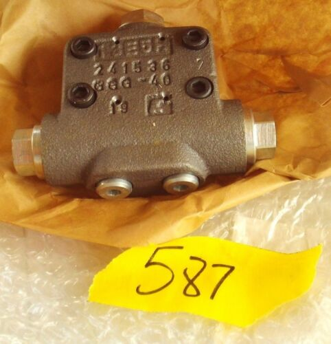 GENUINE REXROTH Hydraulic Motor Flushing Valve R902138245