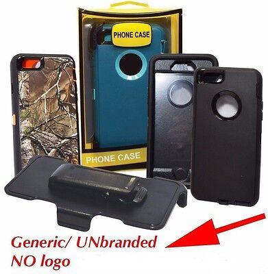 Fits iPhone 6s & 6s Plus Phone (Belt Clip fits Otterbox Defender Case)
