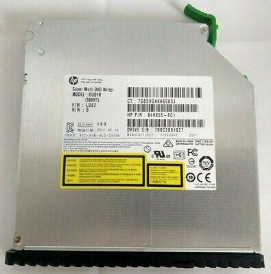 849055-6C1 HP Super Multi DVD Writer GUD1N S05NT w/ Front Bezel