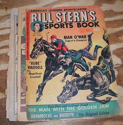 Bill Stern's Sports Book #2 fair 1.5