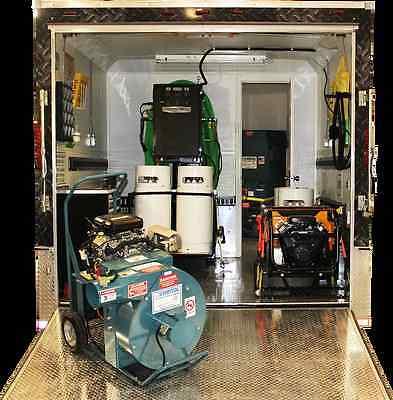 Propak Energy Insulation Rig-nitrosys Spray Foamkrendl Blowerremoval Equipment