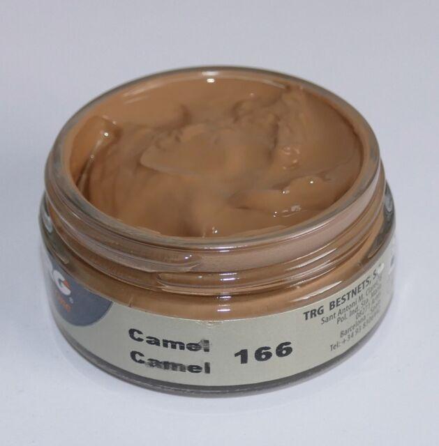 Schuhcreme TRG ocker camel (166) 50 ml kostenloser Versand  (13,98 €/100ml)
