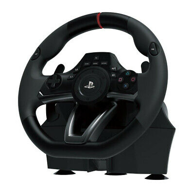 Hori PS4-052E PS4-052E mando y volante Volante + Pedales PC PlayStation 4...