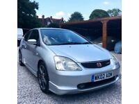 Honda Civic EP3 Type R Low Mileage