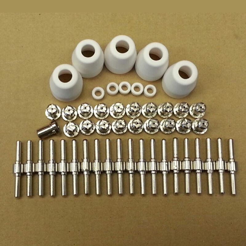 50 PLASMA CUTTER CONSUMABLES TIPS CUT40D CUT50 50 50D 40 40D CT520D CUT520