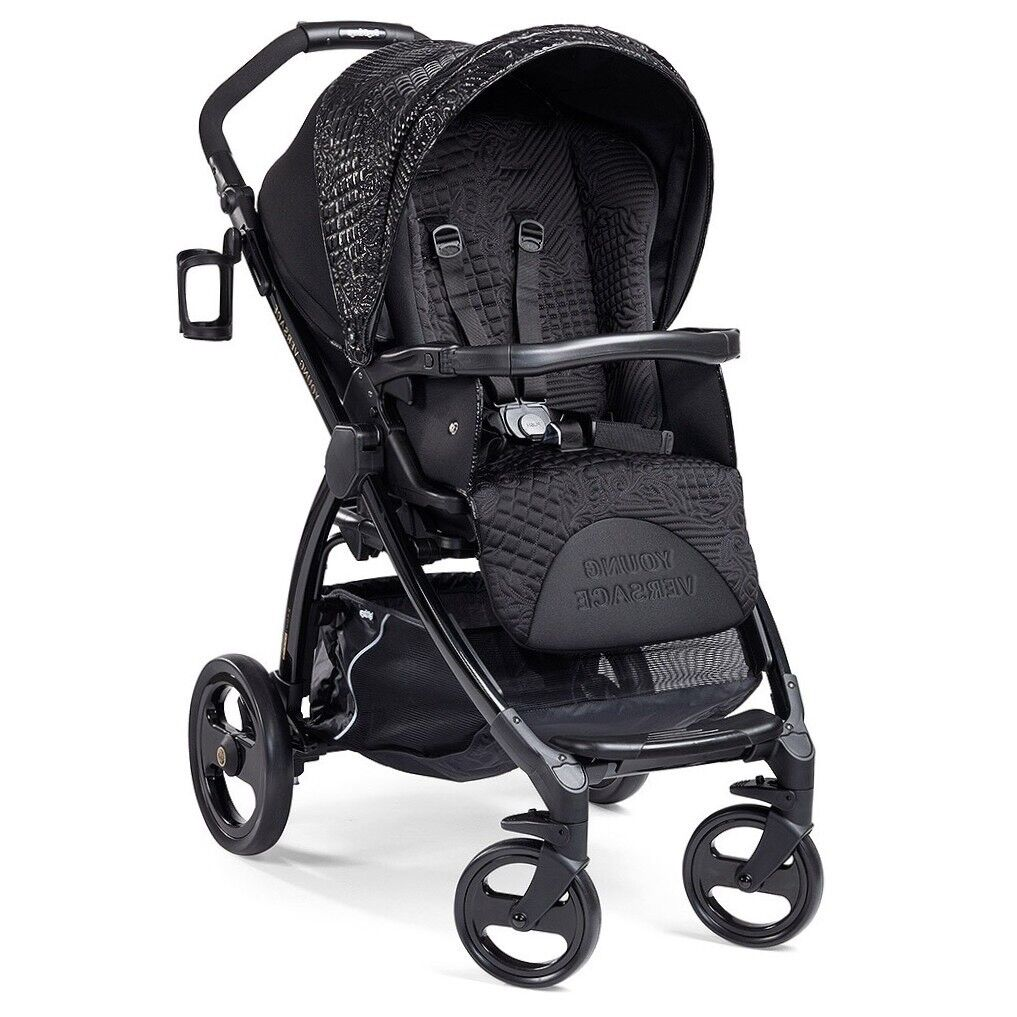 Young versace pram pushchair set of 4 RRP£3300   in Bartley Green ... 099587d0bd4