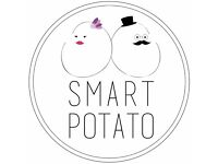 Smart Potato Ltd.- Smart, fun and affordable marketing, branding and advertising