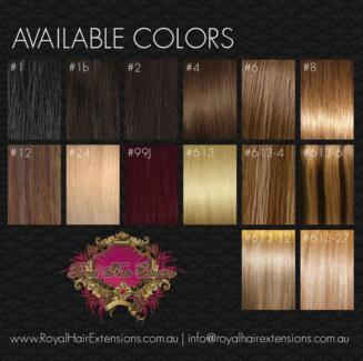 Tape Hair Extensions Melbourne Cbd 10