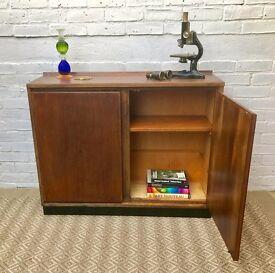 Vintage School Cabinet Sideboard 50s 60s