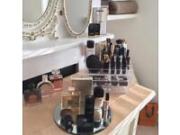 Vintage chest of drawers and mirror