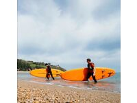 Paddle board for HIRE SUP KAYAK + life vest included + a day or more rent