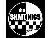 The Skatonics are looking for a replacement frontman – Could this be you ?