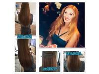 London, Essex,Kent Hair Extension fitting, maintenance, removal. Micro/nano ring, LA Weave...