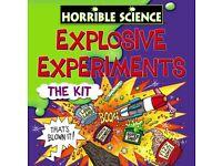Horrible Science Explosive Experiments