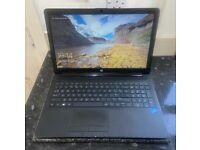 HP 15.6 inch Celeron 4GB 1TB FHD Laptop Black