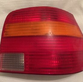 Vw golf mk4 rear light