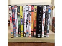 Various DVD's For Sale - £1 each (except Box Set)