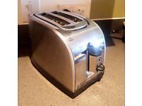 Russell Hobbs Texas Wide Slot 2-Slice Toaster
