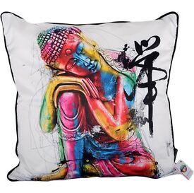 Patrice Murciano Buddha Cushion White