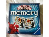 Ravensburger Marvel Ultimate Spider-Man Mini Memory Card Game. Complete 48 Cards