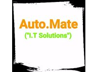 AutoMate I.T Solutions - MS Excel, MS Access, Data management - Let the computer do the work!!