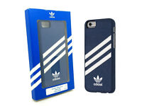 "Genuine Adidas Vintage Collection Moulded Case Cover For iPhone 6 & 6s 4.7"" Blue"