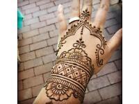 Henna Mehndi Temporary Tattoo