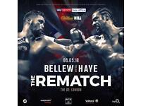 Bellew Vs Haye the Rematch