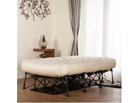 Inflatable Bed (single) With Storage Case