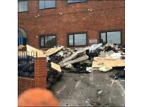 Rubbish removal waste house clearance garden garage removals Birmingham Cannock West Midlands