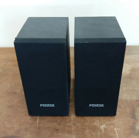 Fostex PM-01 Active Monitor Speakers