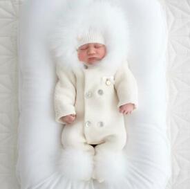 Miloves pramsuit for newborn