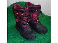 Trespass snow boots UK size 13