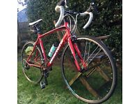 Bianchi Impulso 105 Road Bike, 55cm Frame, Excellent Condition