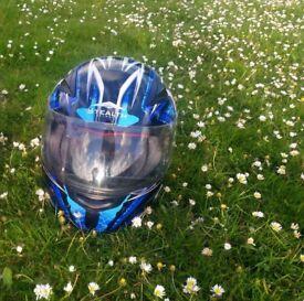 Blue helmet for sell! Stealth.