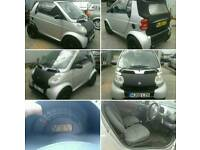 2005 Smart, FOURTWO, Convertible with Turbo intercooler