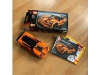 Lego technic corvette 42093