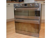 Smeg Double Oven (fitted, not free-standing)