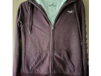 Hollister hoody, as new condition, size small