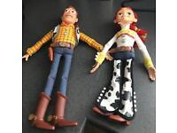 Toy story woody an Jessie