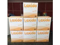 7 x BOXES LAXIDO ORANGE - 210 SACHETS - LAXATIVE