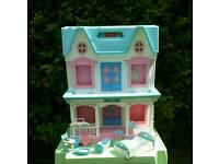 Fisher Price Doll's House with furniture