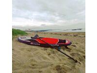 "Hatha Firefly 8'6"" Paddle Board 106L"