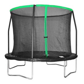 Stats 8ft Trampoline and Enclosure - Brand New in Box