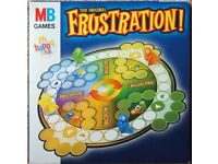 MB Games The Original Frustration for M Happy Meal