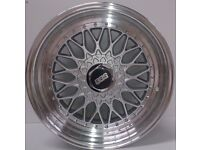 "Brand New BBS RS 17"" BMW, Alloy Wheels, 1 3 5 7 Series, m1, m2, m3, m4, m5, m6, x1, x3, e92, e90"