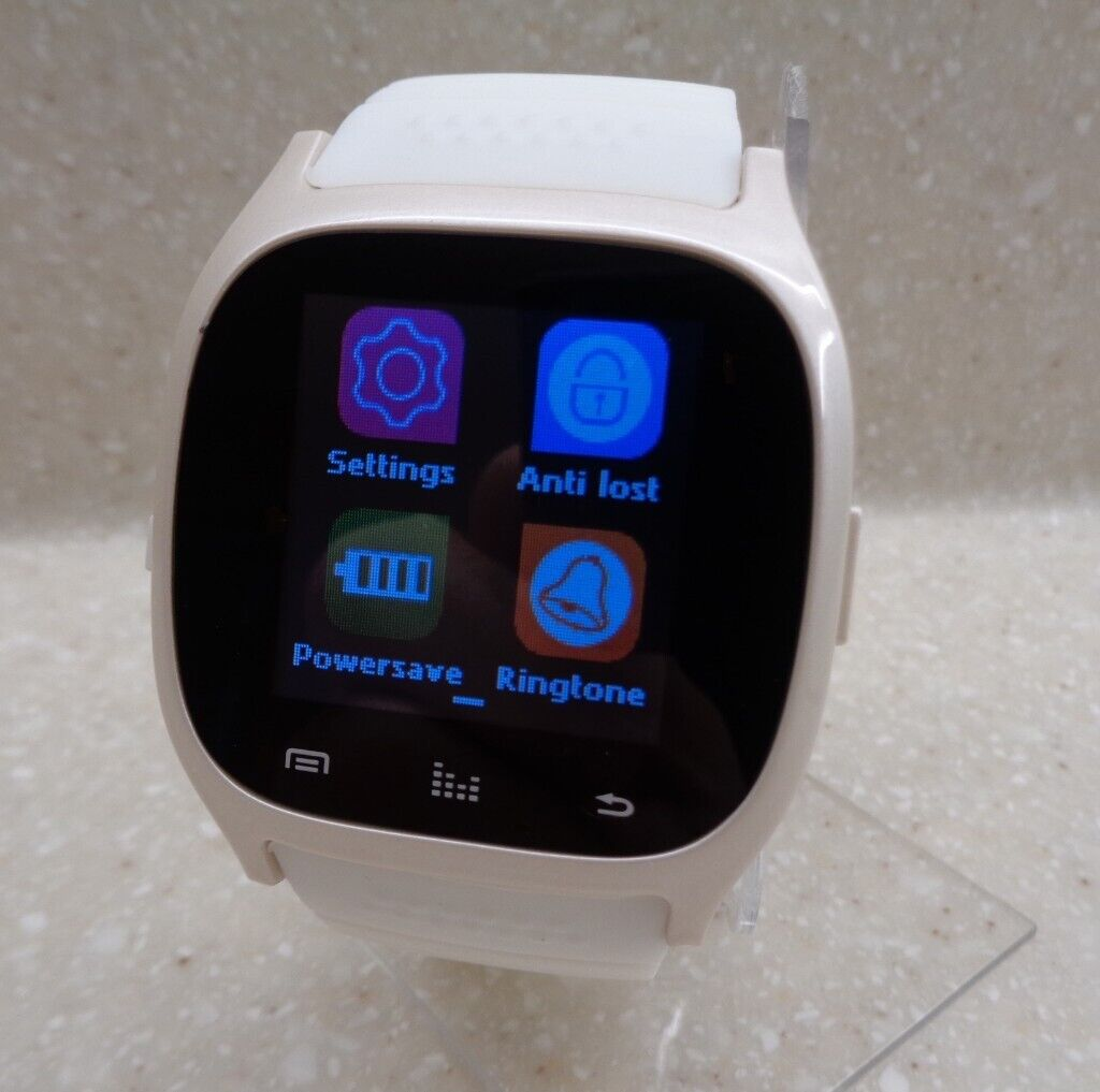 M26 - RWATCH Bluetooth Wrist watch for Android & IOS - Pearl White | in  Long Eaton, Nottinghamshire | Gumtree