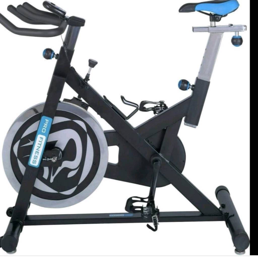 Pro Fitness Spin Bike Brand New In Newtownabbey County